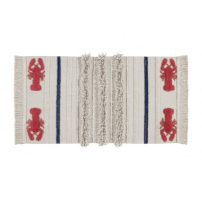 Lorena Canals Rug   Mini Lobster Extra Small