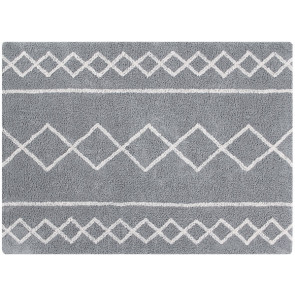 Lorena Canals Rug | Oasis Natural Vintage Grey