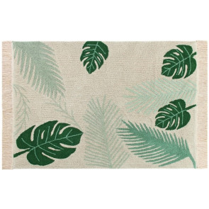 Lorena Canals Rug | Tropical Green