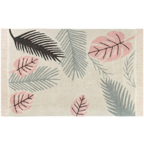 Lorena Canals Rug | Tropical Pink