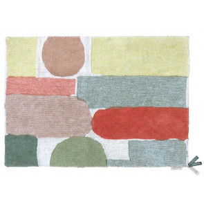 Lorena Canals Rug Woolable | Abstract