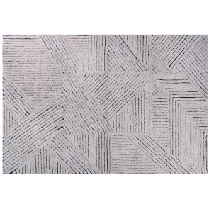 Lorena Canals Rug Woolable | Black Chia