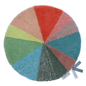 Lorena Canals Rug Woolable | Pie Chart