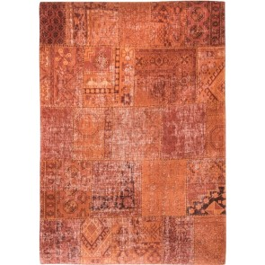 Louis de Poortere Rug Farrago Rusty Orange