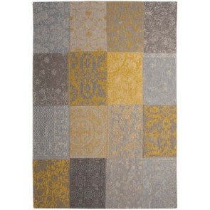 Louis de Poortere Rug Yellow