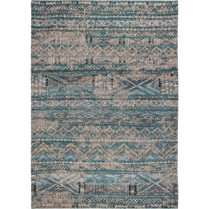 Antiquarian Kilim 9110 Zemmuri Blue
