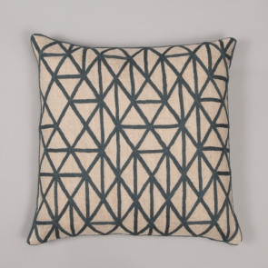 Niki Jones Cushion Berber Slate