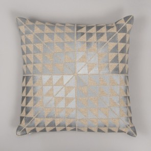Niki Jones Cushion Geocentric Grey