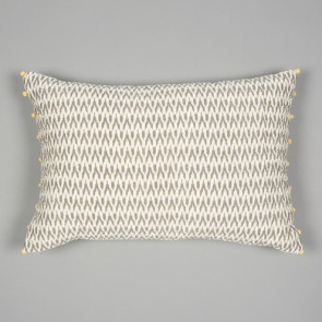 Niki Jones Cushion Ikat