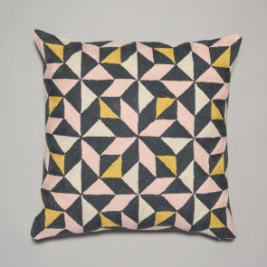 Niki Jones Cushion Kaleidoscope Multi