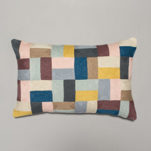 Niki Jones Cushion Pojagi Rectangular