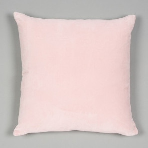Niki Jones Cushion Velvet Blush