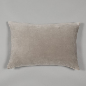 Niki Jones Cushion Velvet Oyster