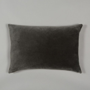 Niki Jones Cushion Velvet Slate