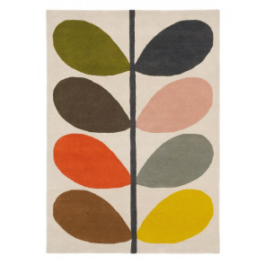 Orla Kiely Rug | Giant Multi Stem 059205 | Custom Size