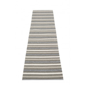 Pappelina Rug | Grace Charcoal
