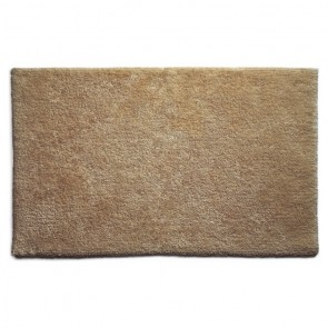 Bamboo Bath Mat Plain Latte