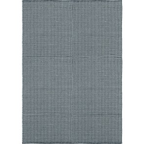 Liv Cotton Rugs - Vichy - Dark Grey