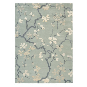Sanderson Rug | Anthea China Blue 47107 | Custom Size