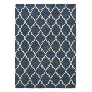 Empire Trellis Indigo
