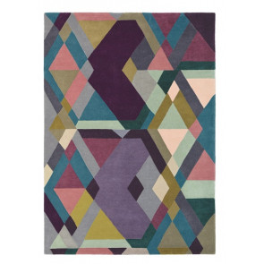 Ted Baker Rug | Mosaic Light Purple 57605 | Custom Size