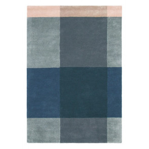 Ted Baker Rug | Plaid Grey 57804 | Custom Size