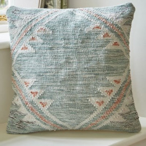 Weaver Green Cushion Andalucia Paloma