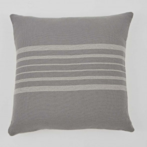 Weaver Green Cushion Antibes Grey & Linen