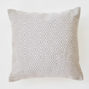 Weaver Green Cushion | Hammam Chinchilla