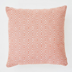 Weaver Green Cushion | Hammam Coral