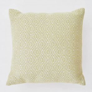 Weaver Green Cushion | Hammam Gooseberry