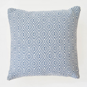 Weaver Green Cushion | Hammam Navy