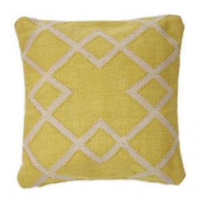 Weaver Green Cushion Juno Gooseberry