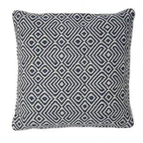 Weaver Green Cushion Provence Navy