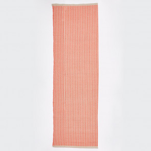 Weaver Green Runner Brighton Stripe Coral