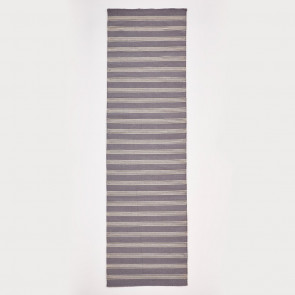 Weaver Green Runner Henley Stripe Clay
