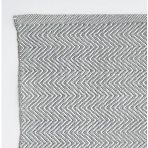 Weaver Green Rug Herringbone Dove Grey Zoom