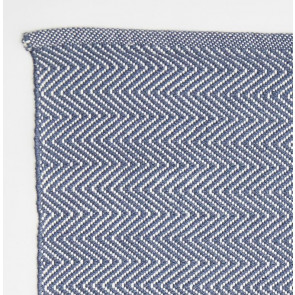 Weaver Green Rug | Herringbone Navy