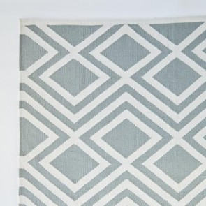 Weaver Green Rug Iris Dove Grey