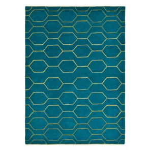 Wedgwood Rug | Arris Teal 37307 | Custom Size
