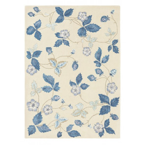 Wedgwood Rug | Wild Strawberry Cream 38108 | Custom Size