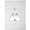 Children's Rug | Teepee