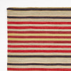 Weaver Green Rug | Regimental Stripe