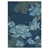 Wedgwood Rug | Fabled Floral Navy 37508 | Custom Size