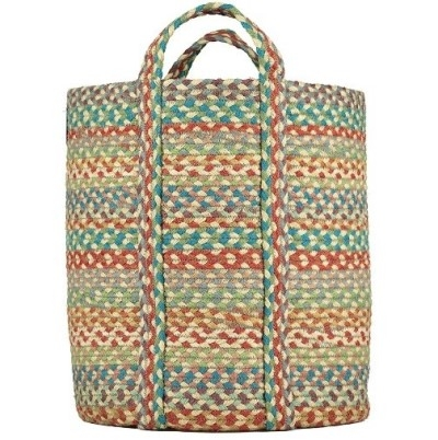 Braided Bag Slouchy Carnival